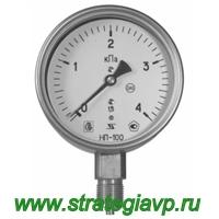 Тягонапоромеры ТНП 63/100/160