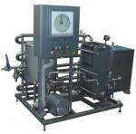 Комплекты оборудования для пастеризации серия 013-СГ (с выводом на сепаратор и гомогенизатор)