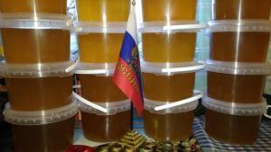 Мёд пчелиный Российский в Кургане.