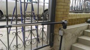 Автоматика распашных ворот FAAC 414 (Италия)
