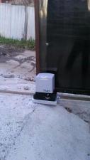 Электропривод для откатных ворот FAAC 741 (Италия)