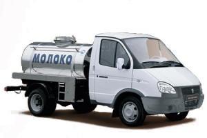 Молоковоз ГАЗ-3302 ГАзель бизнес
