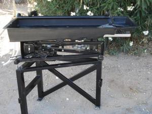 Концентрационный стол для доводки золота RP-4 (США)