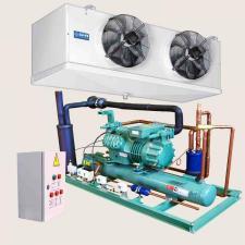 Промышленное холодильное оборудование в Симферополе с установкой.
