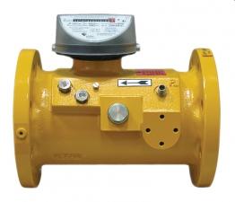 Турбинные счетчики газа TRZ