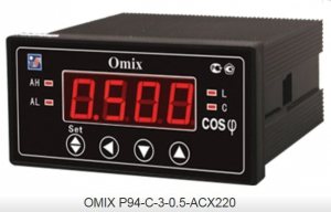 Omix P94-C-3-0,5-ACX220