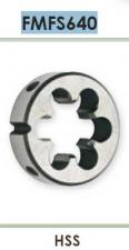 Плашка для нарезания метрическое мелкой левой резьбы Carmon FMFS640 DIN EN 22568
