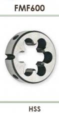 Плашка для нарезания метрической мелкой правой резьбы Carmon FMF600 DIN EN 22568