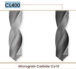Сверло твердосплавное HM короткой серии Carmon CL400 DIN 6539