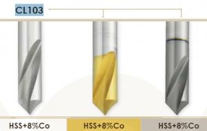 Сверла для предварительного засверливания отверстия с углом кончика 90 град. Carmon CL103