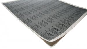 Наклейка полимерная