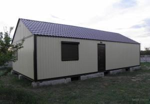 Купить дачный домик, мобильные дома в Ялте, Евпатории, Феодосии, Севастополе