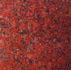 """Гранит """"Империал Ред"""" (Imperial Red) красный, плитка облицовочная"""