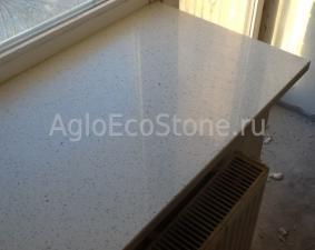 Производство, монтаж изделий из искусственного камня агломерата
