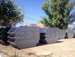 Бункер-накопитель ТБО 8 м.куб.
