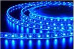 Лента 3528 60 светодиодов 4,8W синий (цена за 1метр)