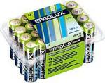 Ergolux LR6 Alkaline BP-24 (батарейка,1.5В)
