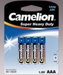 Camelion R3 blister-4 синий