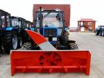 Снегоочиститель шнекороторный механический для передней навески
