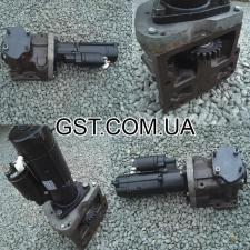 Переоборудование СМД-60 под стартер