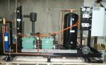 Двух-компрессорные станции серия КС Bitzer (среднетемпературные)