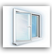 Окна для загородного дома 1200*1400