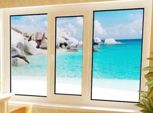 Пластиковые окна с тремя створками 2000*1400