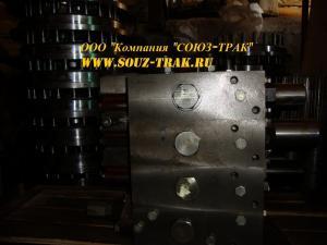 Блок управления КПП, Распределители, Распределитель Р-500, ремонт распределителей и гидроаппаратуры.
