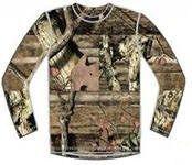 Мужская футболка «Светлый лес» (футер, размеры 42-60, артикул ФДР-3)