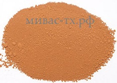 Пигмент коричневый железоокисный Bayferrox 610