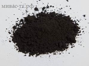 Пигмент черный железоокисный Bayferrox 318