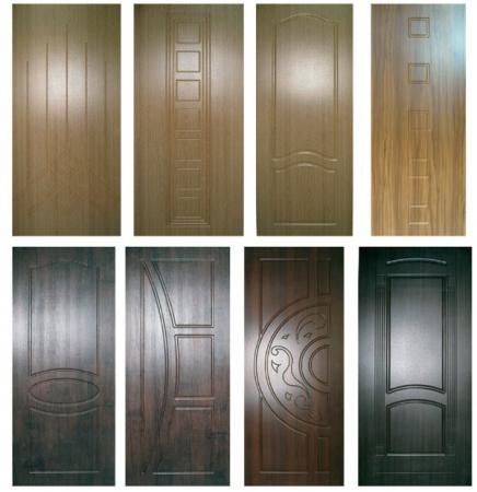 изготовление накладок мдф для стальных дверей