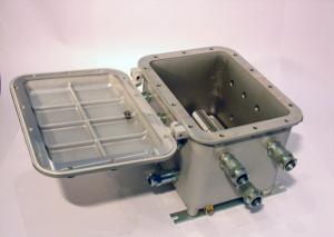 Коробка соединительная взрывозащищенная КСВ-1-1И.