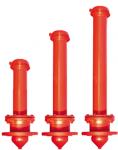 Пожарные гидранты, подставки