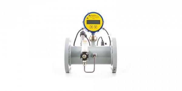 Турбинные счетчики газа СГТ16Э