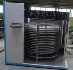 Спиральный скороморозильный аппарат заморозки рыбы АСМ 300Р (300 кг. в час.)