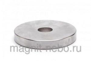 Неодимовый магнит кольцо 85x20x12 мм