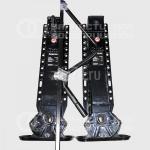 Опорное устройство Haacon SXA850 L/R для всех полуприцепов !!!