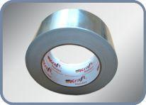Алюминиевая клейкая лента (Kraft) 48/50м от производителя
