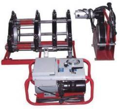 SHD160 - аппарат для сварки полиэтиленовых труб встык