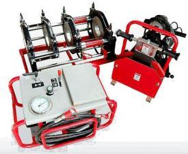 SHD250 - аппарат для сварки полиэтиленовых труб встык