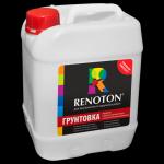 Грунтовка «Renoton» глубокого проникновения (канистра 10 л )