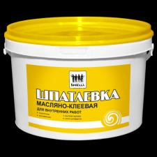 "Шпатлевка ""Бригада"" масляно-клеевая (ведро 5 кг)"