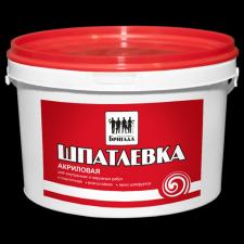 "Шпатлевка ""Бригада"" акриловая (банка 1 кг)"
