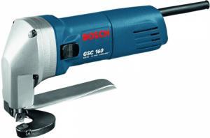 Ножницы по металлу листовые Bosch Professional GSC 160 | 0601500408