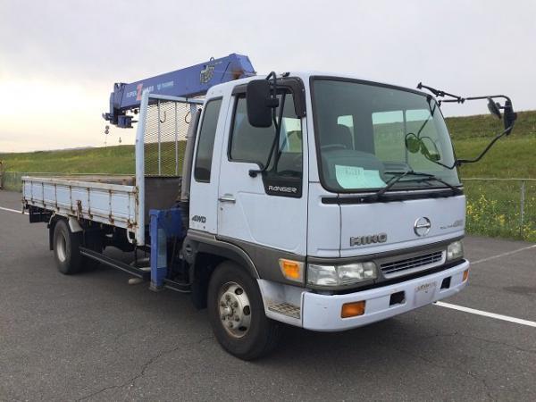 Купить грузовик в приморском крае на дроме