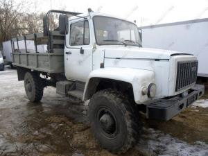 ГАЗ-33081 Садко бортовой