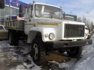 ГАЗ-33086 Земляк бортовой