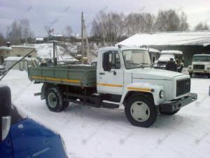 ГАЗ-3309 бортовой