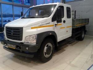Газон-Фермер Некст ГАЗ-C42R33 бортовой со сдвоенной кабиной